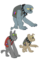 Diamond Dogs by DrLonePony