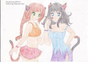 Mini Coloring Contest Entrie2 by dancefever92