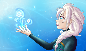 -Insert overrated Frozen Fanart title here- by Pon3Splash