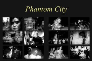 Phantom city project by Elerko