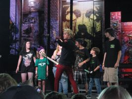 Green Day at Comcast Theater7 by Whatsername365