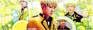 27/8 SeHun Request for Rio by @Bunny by BunnyLuvU