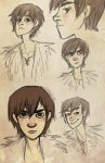 Hiccup faces by Napalm9