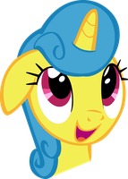 Happy Lemon Hearts Vector by Th3m0vingshad0w