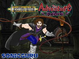 Sonicguru - Castlevania ReBirth review by Sonicguru