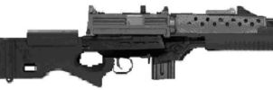 B-72 Assault Rifle by Soma13