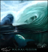 The Era of Megalodon by Geffex