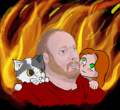 Twitter Icon for Pat from SBFP by WolfMK47