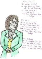 Eighth Doctor remembers Grace by theeighthdoctor