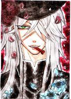 Black Butler Undertaker by WhiteTigerVincent