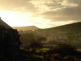 Dingle at Dusk by coloredimage