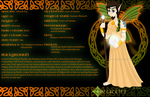 Arawn: Sheet by MoodyBeatleGirl