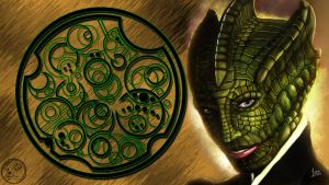 Vastra - Lizard Woman by Kemipo