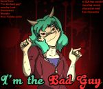 Fan comic: I'm the Bad Guy by QueenSolaris