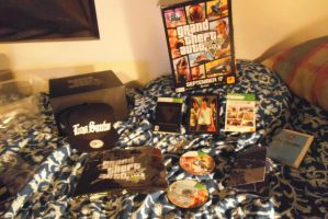 GTA V -Collector's Edition by DTWX