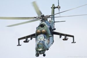 Mi-24V Hind 3361 by Thunderbolt120