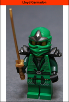 Lloyd from Ninjago by K0MPY