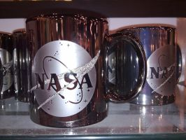 NASA Mugs by starsoftrinity
