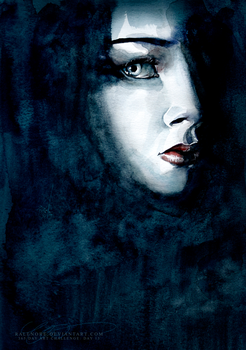 Day 15: Lady Midnight by Ralenore