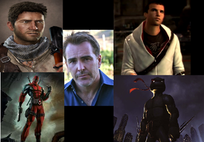 Voice Actor - Nolan North by TheDemonsReflection