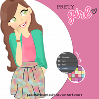 Pretty Girl by PelushitaPetisuit