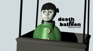 Death by Balloon by RubyRaymaker