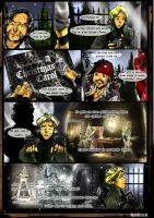 A Pirate Christmas Carol 16 by KomyFly