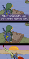 Ocarina Of Time 12th Birthday by Land-Man-Sam