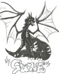 suave the dragon by DEHOUSE