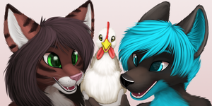 Connectable Headshot by jamesfoxbr