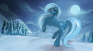Snow Princess by Mechagen