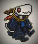Elias Ainsworth perler beads by Sherlockian
