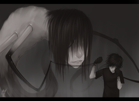 An illusion of control through violence. by MentalParasite