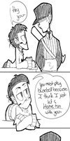 OFF: pick up lines by kimy-k0