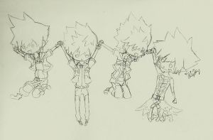 extra kh jump for joy by malicecreator
