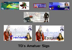 TD's Amatuer Sigs by Trentdaddy