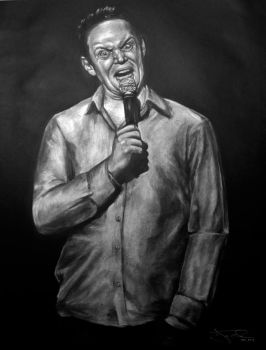 Bill Burr by Fruksion