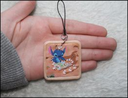 Lilo and Stitch Key chain by Eingel91