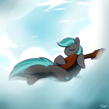 Cloudy by Slypon