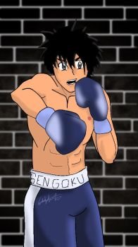 Akira's Gonna Beat You Up! by DoodleWard