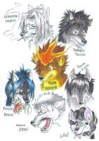 Wolfy Vongola 7 by AmyJusta