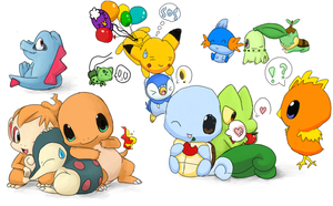 Starters+ - Collab by Kureculari