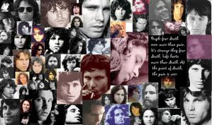 James Douglas Morrison by WillaWalo