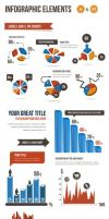 INFOGRAPHIC ELEMENTS PACK FOR YOUR BUSINESS by renefranceschi
