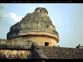 Mayan Observatory by below-the-surf