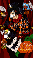 PP Halloween Event: Production by SymphKat