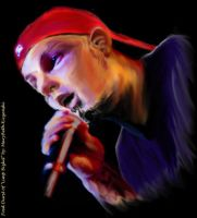 fred durst by supercrazzy