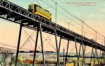 Vintage New Jersey - The Hoboken EL by Yesterdays-Paper
