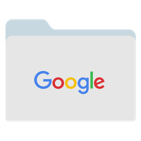 Folder New Logo Google 1  by lahcenmo
