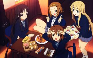 K-ON WP Pack by DarrenFromMyspace
